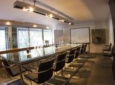 Alquiler de oficina en marques de la ensenada madrid for Alquiler oficinas madrid centro