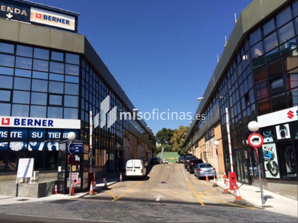 Alquiler de oficina en san pablo de 40 metros coslada for Oficina empleo coslada