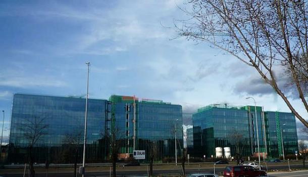 Oficinas banc sabadell barcelona vista de las oficinas for Oficina la caixa sabadell