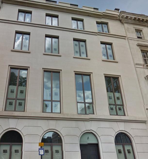 Noticias oficinas amancio ortega compra en londres la for Oficinas inditex barcelona