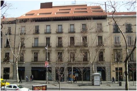 Noticias oficinas meyer bergman compra el edificio de for Oficinas caixabank madrid